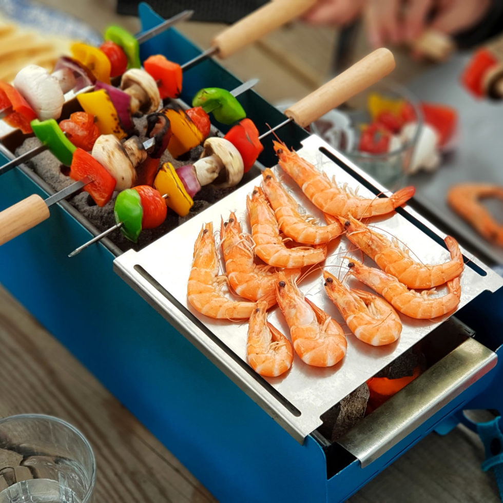 Barbecue nomade