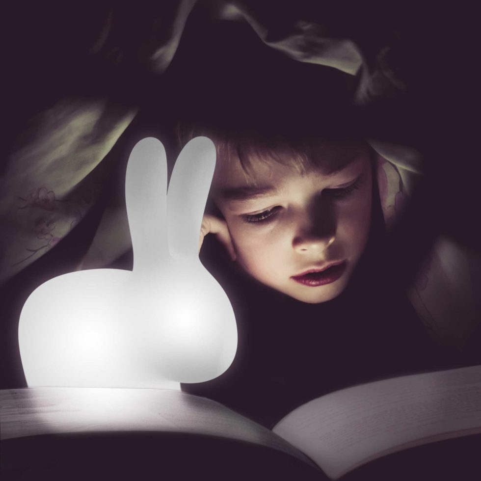Rabbit rechargeable lamp